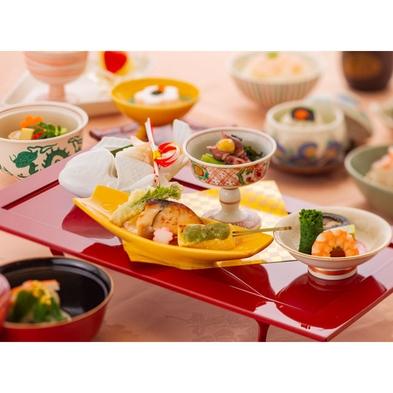 【大晦日&お正月】年末年始2食付ご宿泊プラン「日本料理コース」2021〜2022