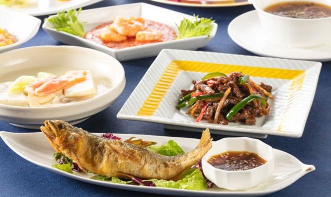 【基本プラン】夕食:中国料理 ご宿泊プラン