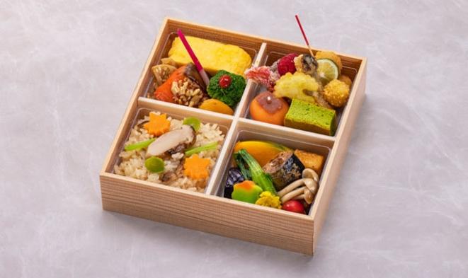 【デイユース】ホテル特製昼食【和食】箱入り御膳『美濃飛騨の舞』付デイユースプラン