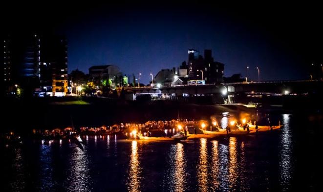 【鵜飼乗船付】2021鵜飼宿泊パック「レストラン夕食・食後乗船コース(中国料理)
