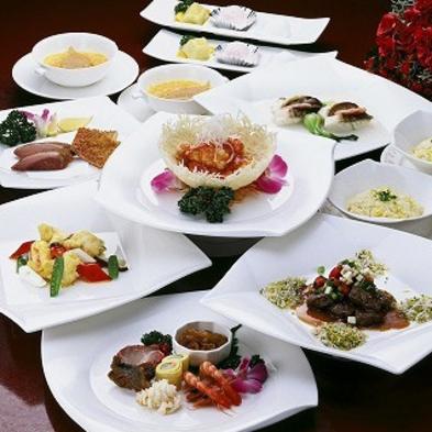 【大晦日&お正月】年末年始2食付ご宿泊プラン「中国料理コース」2021〜2022