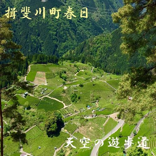 ★日本のマチュピチュと話題のスポット 天空の遊歩道