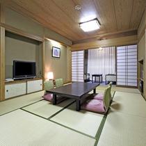 ★和室・川側(12畳・45平米)