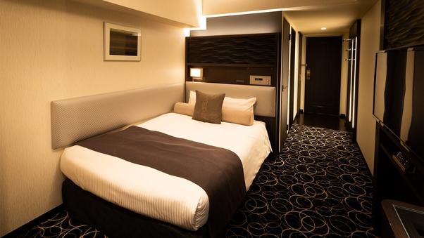 セミダブルルーム◆喫煙◆高層階(11・12階)角部屋