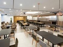 1F レストラン「ラコンテ」