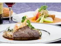 レストラン「ラコンテ」