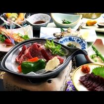★夕食一例