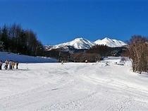 Mt乗鞍スキー
