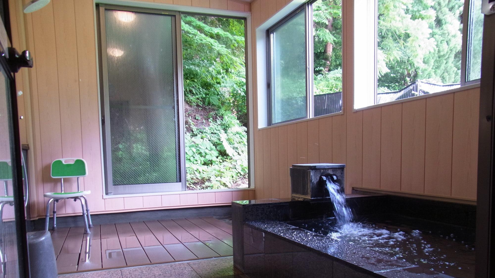 【貸切風呂】石風呂※45分 2,000円
