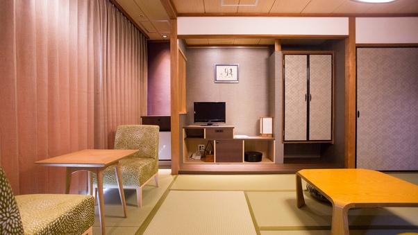 2名様にピッタリな部屋【禁煙・和室8畳】