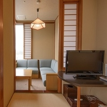 北館和室10畳(一例)