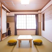 南館和室6畳(一例)