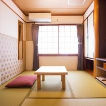 南館和室4.5畳(一例)