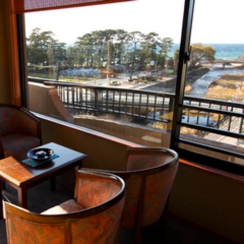 【客室】海側客室からの眺望 一例