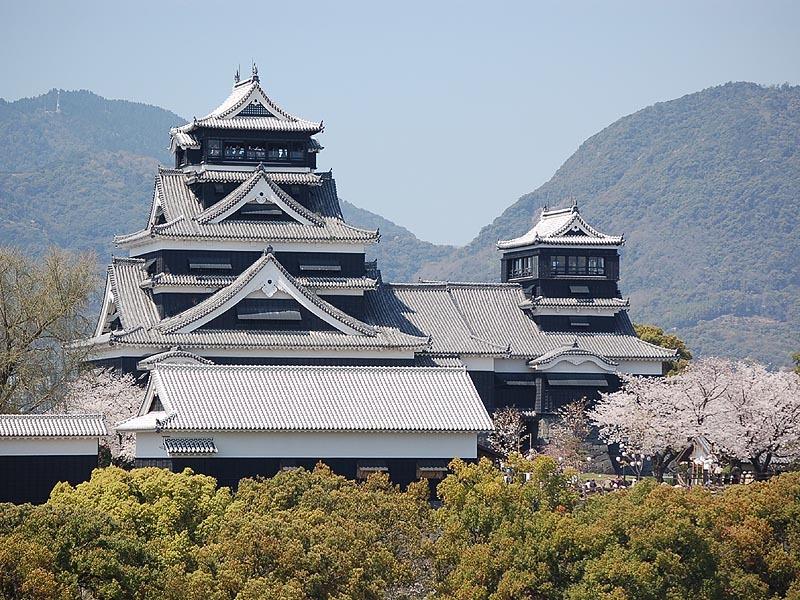 熊本城ー昼(3)