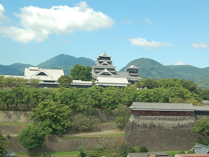 熊本城ー昼(1)