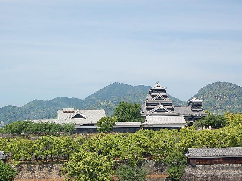 熊本城ー昼(2)