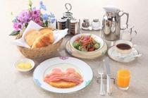 【朝食】アメリカンブレックファスト