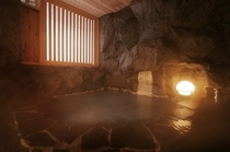 貸切風呂「洞窟の湯」
