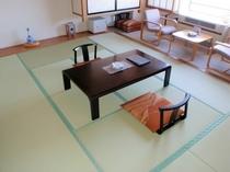 7階701号室の新しい和紙の畳