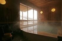 貸切風呂「恵みの湯」冬