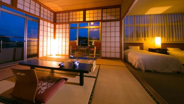 ◆特別室-雲水-◆1組限定[和室8帖+洋室17平米+広縁]