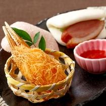 唐紅花 食事イメージ