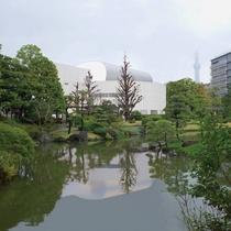 「刀剣博物館」ホテルより徒歩約3分