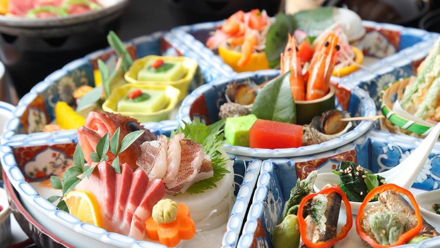 【スタンダード】ホテルオリジナル出島会席を楽しむ1泊2食付プラン