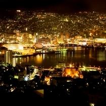 長崎の夜景①