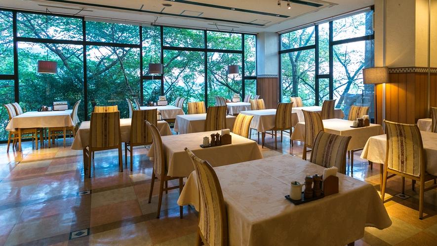 本館1階レストラン 珍陀亭