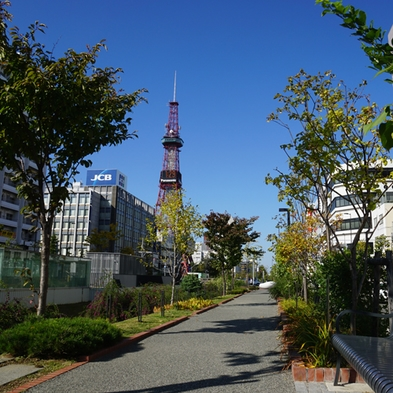 【基本料金プラン】ホテルWBF札幌中央【素泊り】