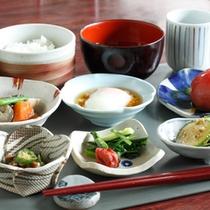★朝食:和食 一例