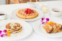 Orchids Pancake Breakfast