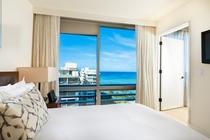 デラックス 2ベッドルーム プライムオーシャンビュースイート ベッドルーム 一例