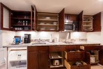デラックスルーム シティービュー キッチン 一例