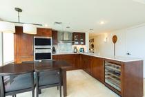デラックス 1ベッドルーム シティービュースイート キッチン 一例