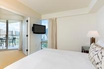 デラックス 2ベッドルーム オーシャンビュースイート ベッドルーム 一例