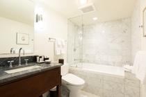スーペリアルーム シティービュー バスルーム 一例