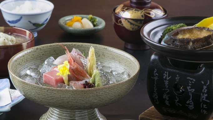 【旬ダイニング・千の幸】感動して頂ける様な食空間で鍋とメインを選ぶ♪千千に幸が来るプラン(1泊2食)