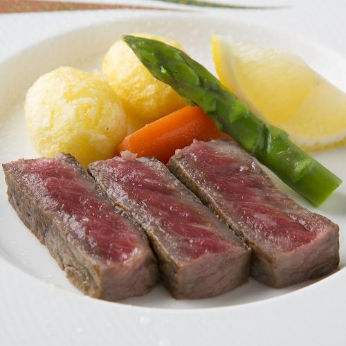【別注】和牛ミニステーキ(2,000円※税別)
