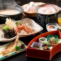 【朝食】 花花オリジナル和朝食