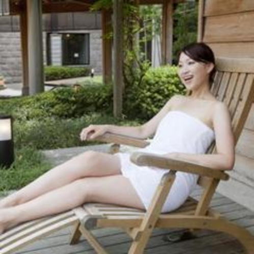 【源泉大浴場】女性「百百の湯」