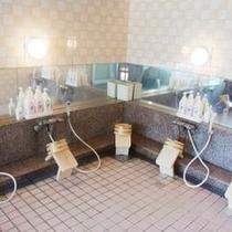 温泉【洗い場】