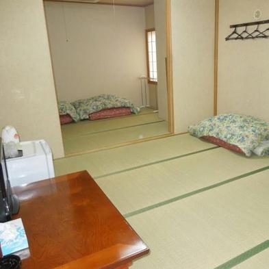 【7月〜9月限定】家族応援♪和室14畳でのんびり!観光名地からのアクセス抜群!素泊りプラン