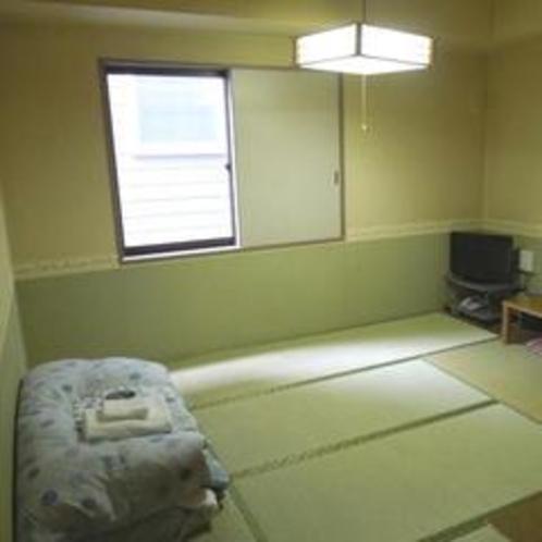 【1名様~和室一例】スタンダードな和室のお部屋
