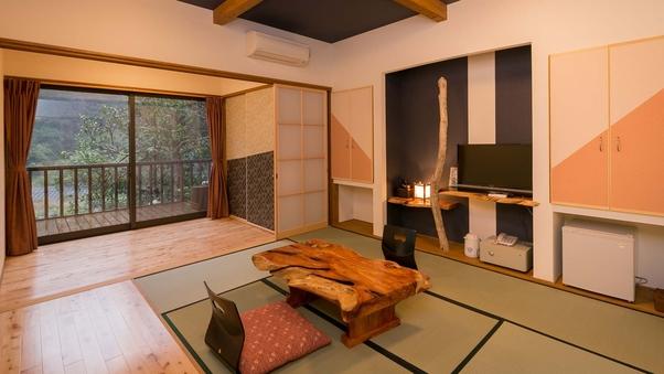 【別邸】2階建て内風呂付離れ