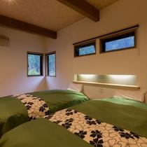 【別邸 二階建て】客室一例
