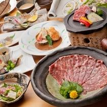 馬肉、など熊本ならではの食材
