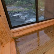 【別邸 二階建て】客室風呂